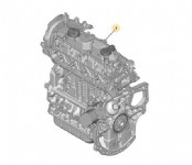 Citroen C-Elysee 1.6 Dizel Euro5 Komple Motor