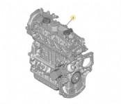 Citroen C3 Aircross 1.6 Dizel Euro5 Komple Motor