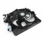 Citroen C3 Fan Motoru Beyinli Tip
