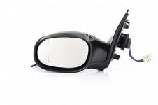 Peugeot 206 Dış Dikiz Aynası Sol Elektrıklı Astarsız