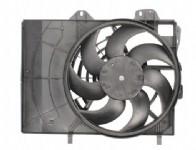 Peugeot 207 Fan Motoru Davlumbazlı Kale