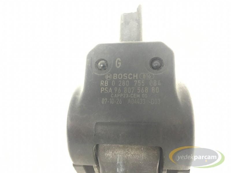 PEUGEOT 207 GAZ PEDALI