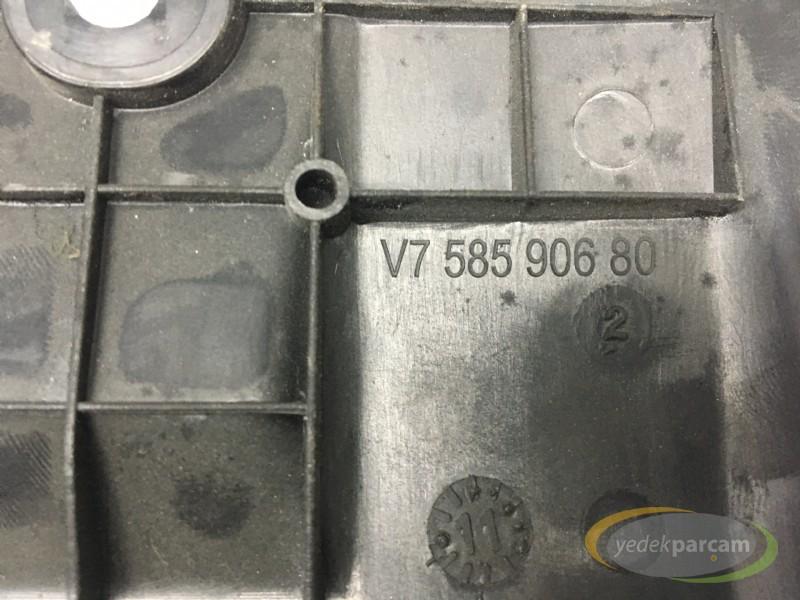 PEUGEOT 207 VVT MOTOR ÜST KAPAĞI 013789 V75859680