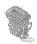 Peugeot 208 1.6 Thp Komple Motor Ep6Cdt