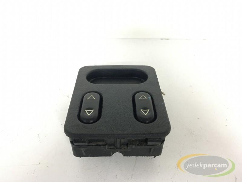 Peugeot 306 Arka Cam Düğmesi