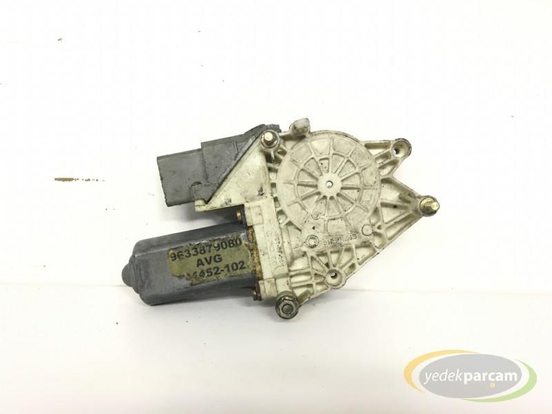 PEUGEOT 406 CAM KALDIRMA MOTORU