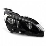 Peugeot 5008 P87E Sağ Far Mercekli Ledli Ünitesiz