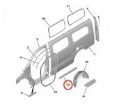 Peugeot Expert 4 Sol Yan Kapı Kuşağı