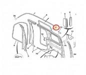 Peugeot Partner 1 Sürgülü Kapı Fitili