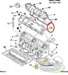 Peugeot Partner 1.9 Külbütör Kapağı Alüminyum